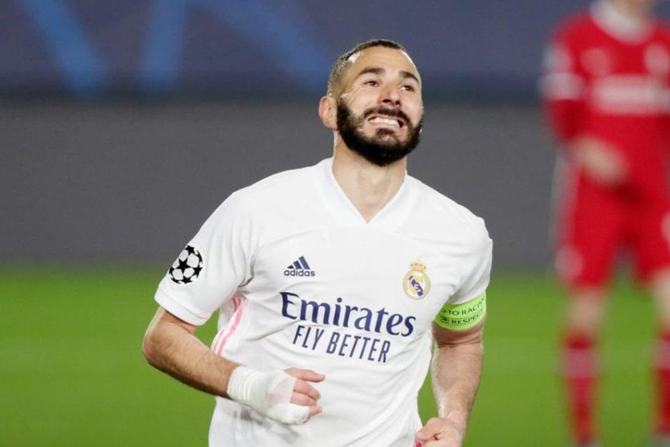 Karim Benzema Resmi Masuk Buku Rekor Real Madrid