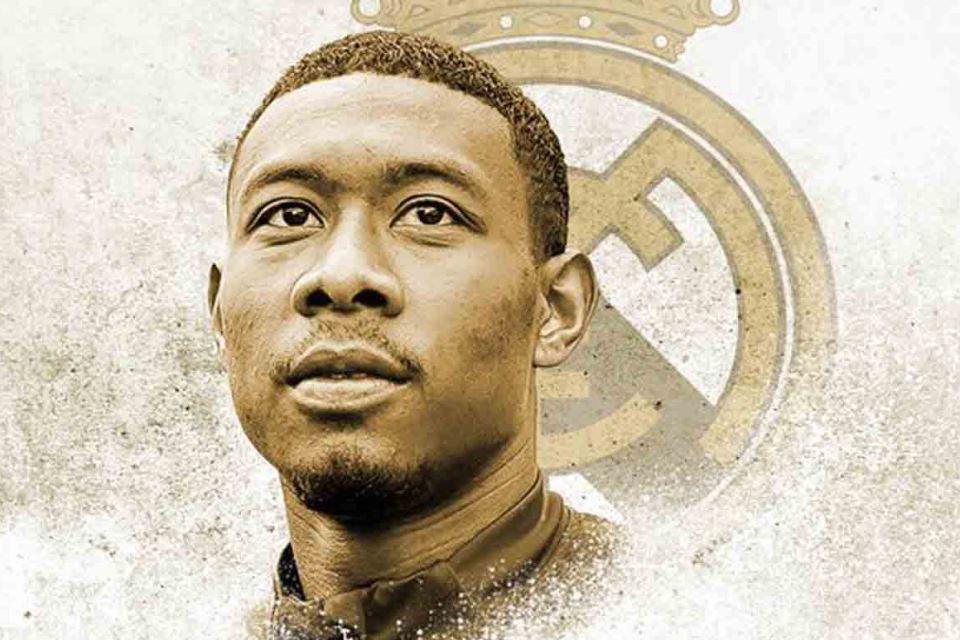 Gabung Real Madrid, David Alaba Langsung Pasang Target Tinggi