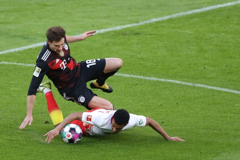 Terpapar Cedera, Bintang Bayern Munich Harus Lupakan Euro 2020?