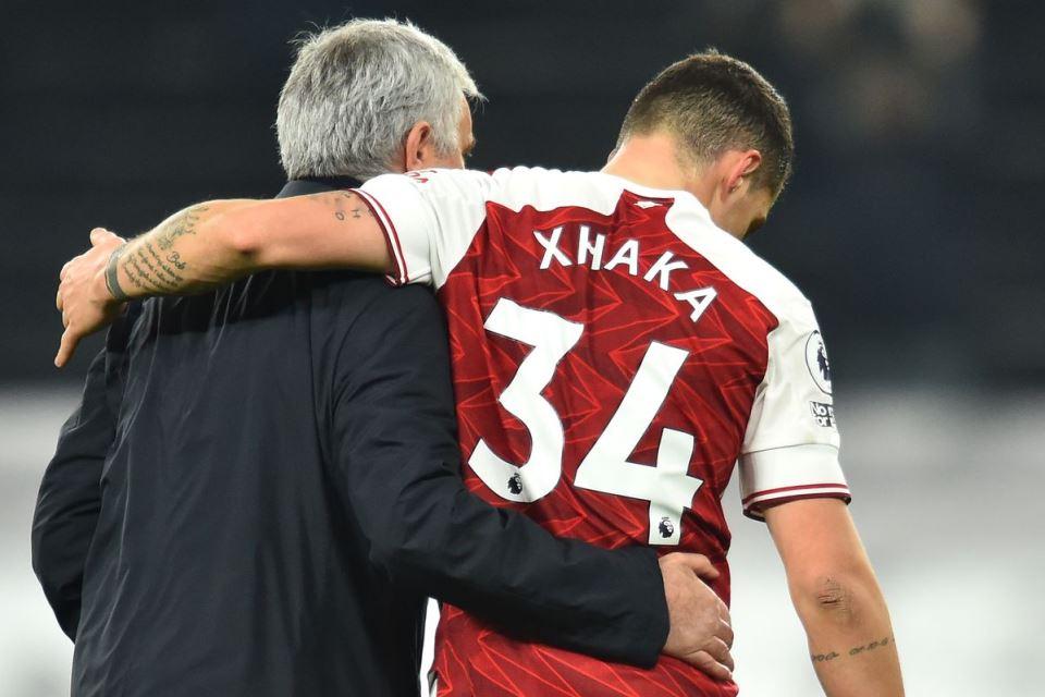 Jose Mourinho Ingin Rekrut Mantan Kapten Arsenal