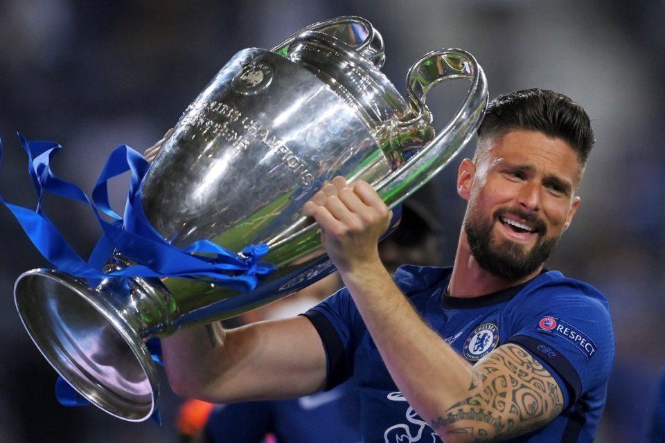 Selain Tuchel, Ada Jasa Besar Giroud di Balik Juaranya Chelsea
