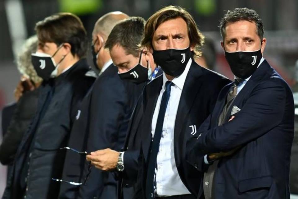 Orang Penting Juventus Minta Pirlo Segera Dipecat