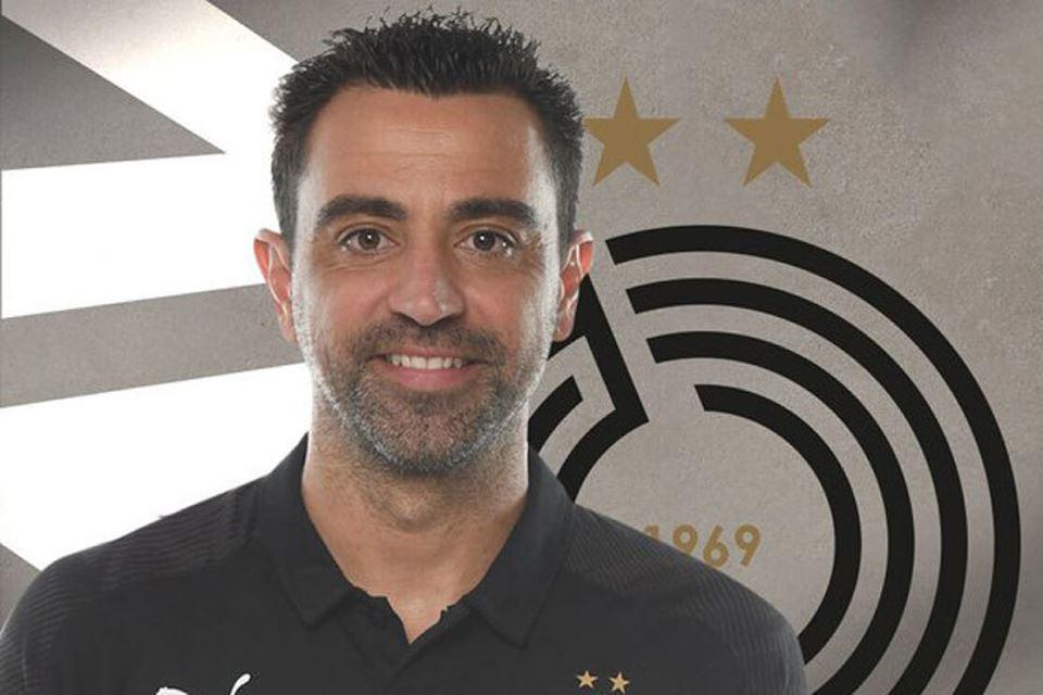 Ditanya Soal Melatih Barcelona, Begini Jawaban Xavi Hernandez