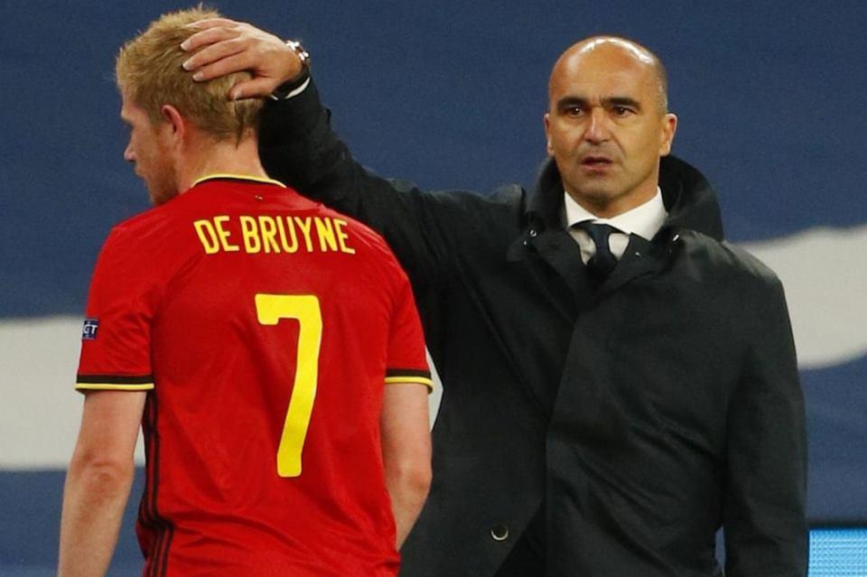 Pelatih Belgia Isyaratkan De Bruyne Lewati Laga Pembuka