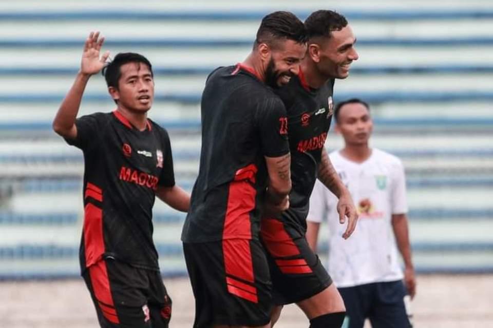 Madura United Siapkan Laga Uji Coba Lawan Klub Liga 2