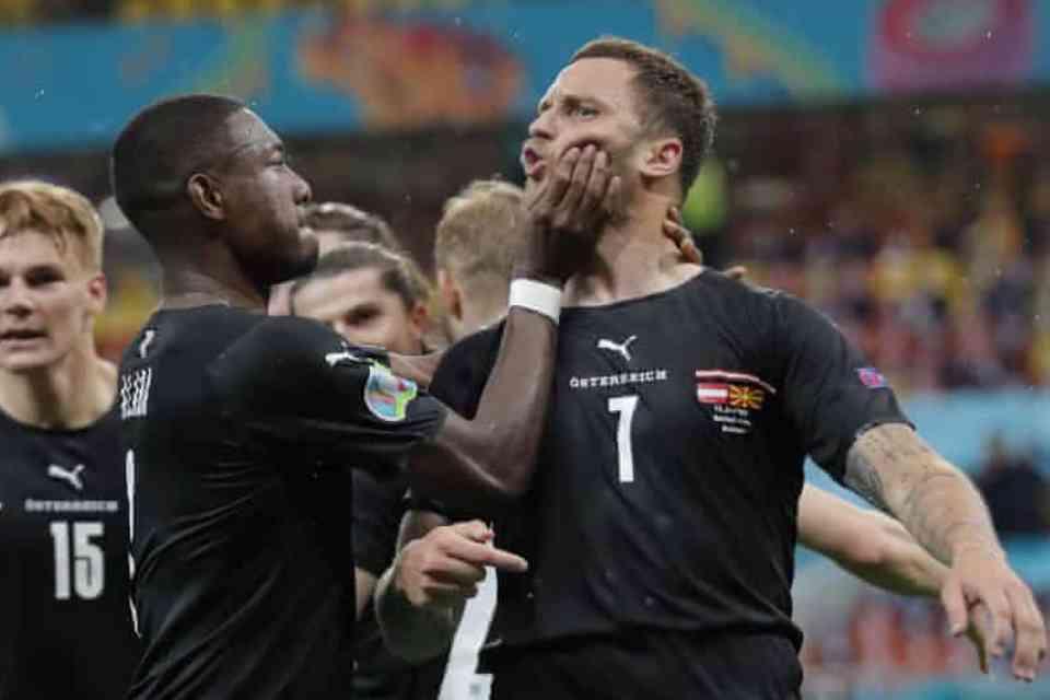 Makedonia Utara Minta UEFA Selidiki Ucapan Rasisme Arnautovic