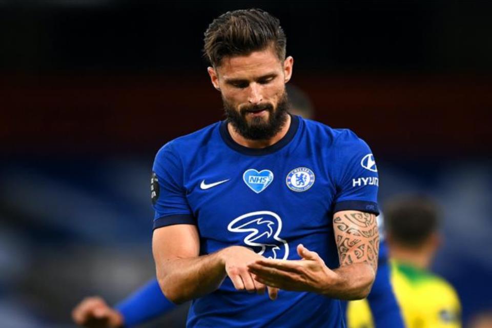 AC Milan Beri Syarat, Giroud Bisa Gabung Tapi Potong Gaji