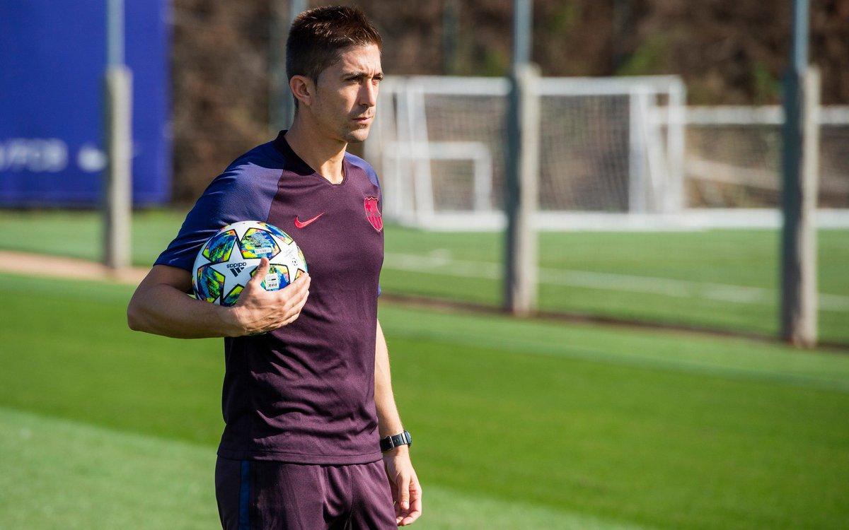 Leverkusen Bawa Pelatih Tim Muda Barcelona Ke dalam Tim