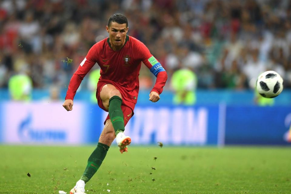 Andai Kemampuan Tendangan Bebas Ronaldo Masih Ada ..