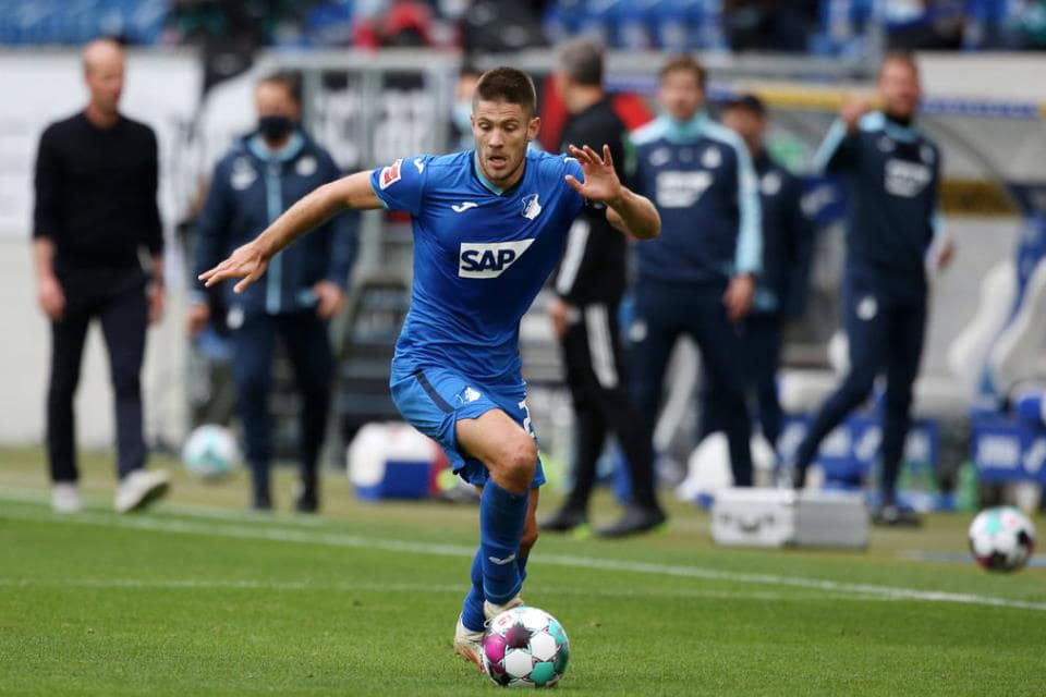 Kramaric Dikabarkan Enggan Perpanjang Kontrak Dengan Hoffenheim