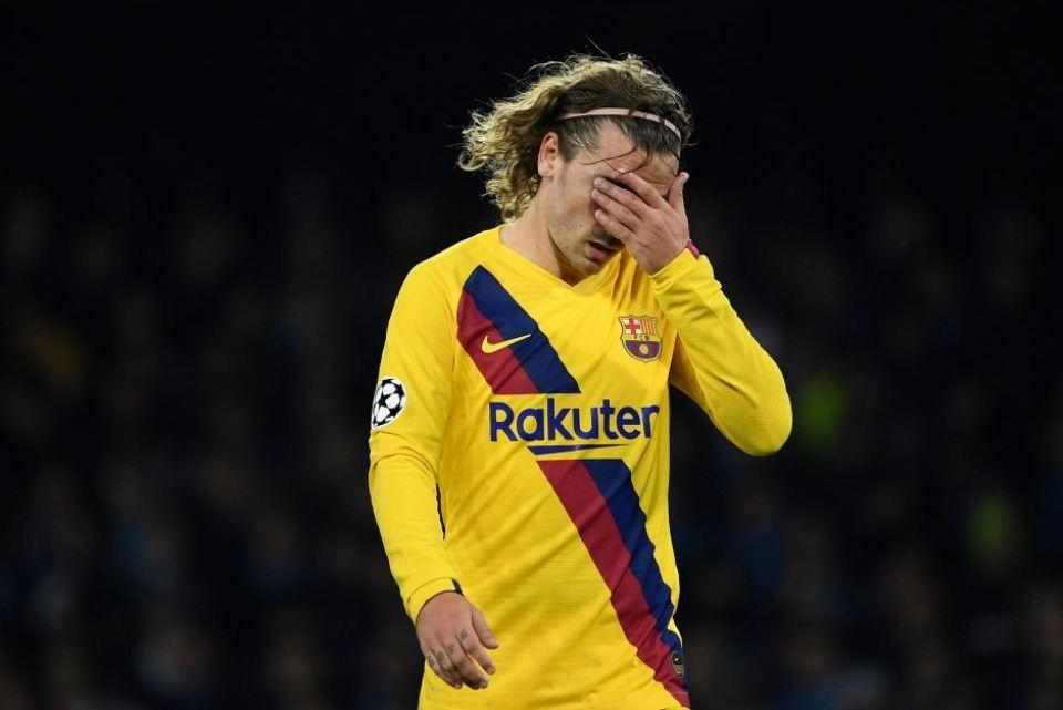 Antoine Griezmann Mengaku Tidak Selalu Bahagia di Barcelona