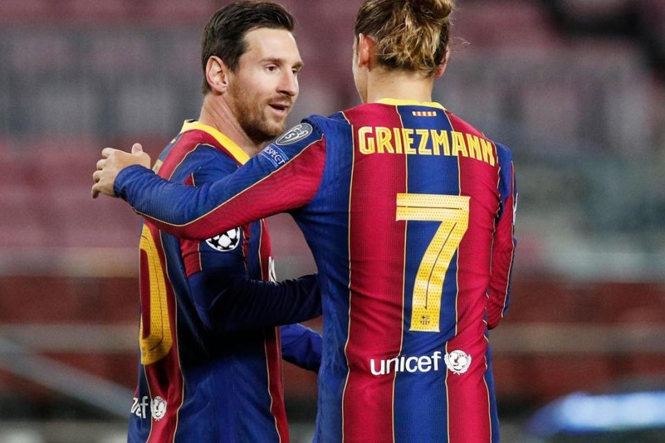 Antoine Griezmann: Saya dan Lionel Messi Rukun Kok!