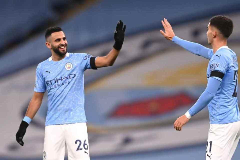 Arsenal Kecele, Riyad Mahrez Justru Ingin Pensiun di Man City