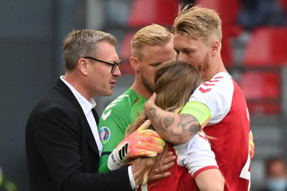 Atas Aksi Heroiknya ke Eriksen, Simon Kjaer Dipromosikan Jadi Kapten AC Milan