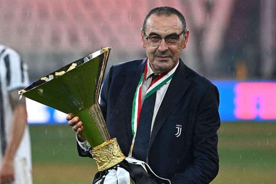 Berbekal Pengalaman Melatih Juventus, Sarri Bakal Sukses Besar di Lazio