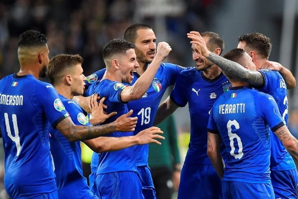 Berbekal Rekor Tak Terkalahkan Dalam 27 Laga, Italia Pede Bisa Juara Euro 2020