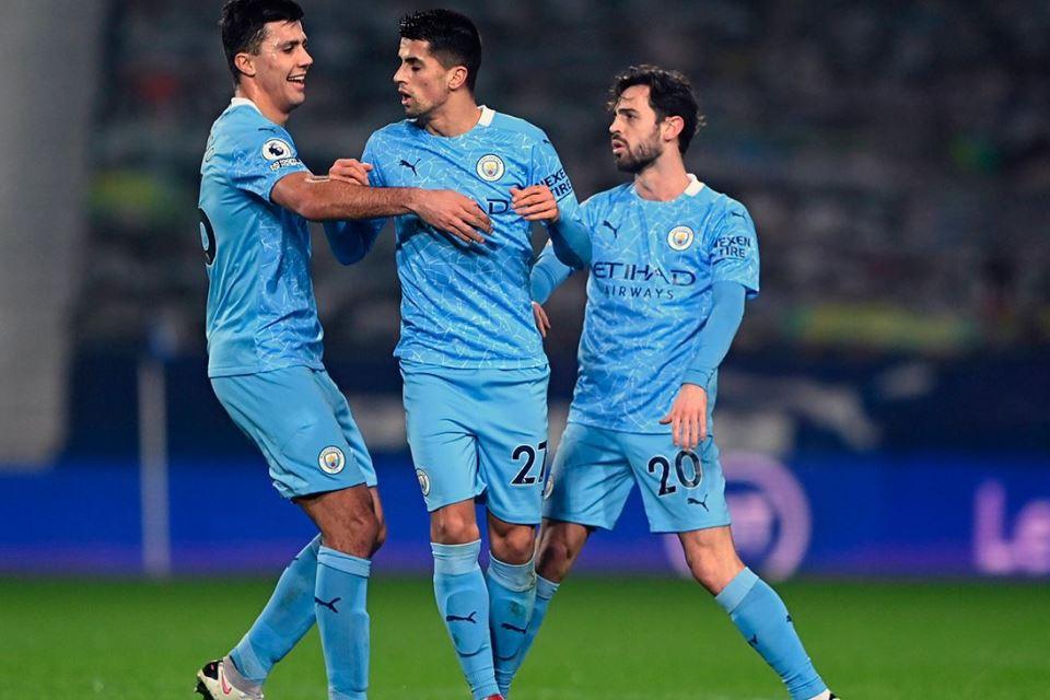 Lagi, Bintang Manchester City Segera Merapat ke Barcelona?