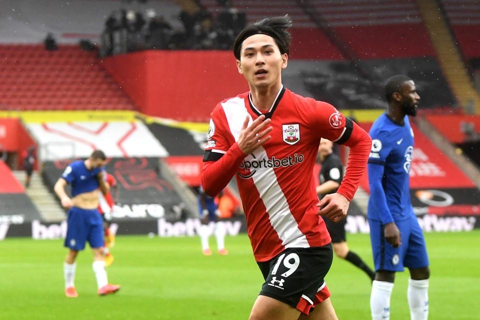 Betah di Southampton, Minamino Masih Berharap Bisa Main Tuk Liverpool