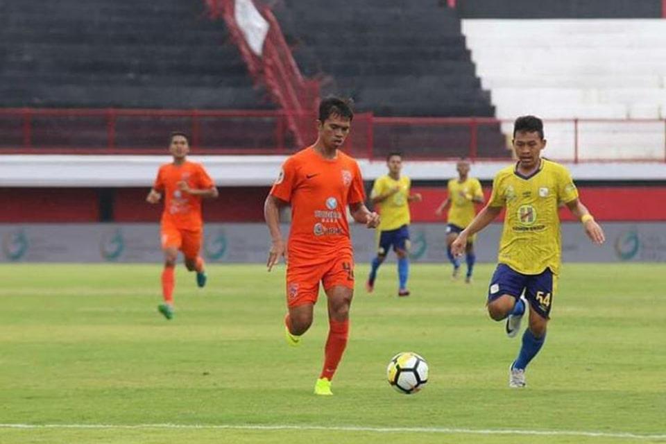 Manfaatkan Waktu Borneo FC Terus Bongkar Pasang Tim