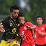 Borneo FC Akan Evaluasi Transisi Lini Belakang