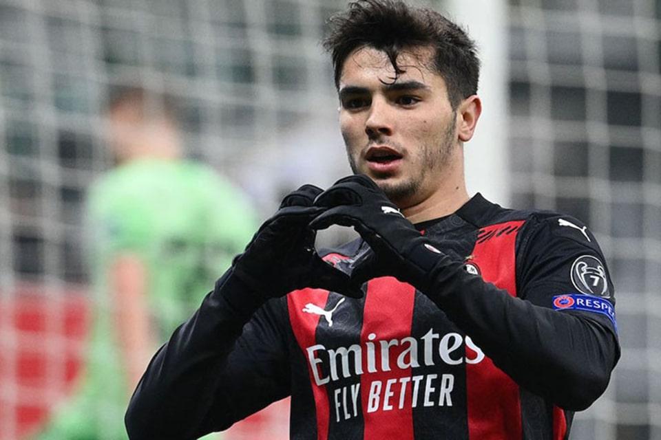 Milan Segera permanenkan Brahim Diaz dari Real Madrid
