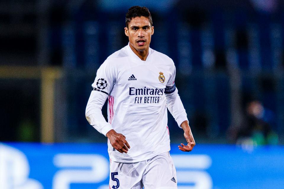 Butuh Uang (BU), Real Madrid Pangkas Banderol Raphael Varane