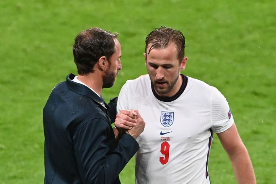 Curhat Panjang Lebar Harry Kane Soal Insting Gol-nya Yang Hilang di Euro 2020
