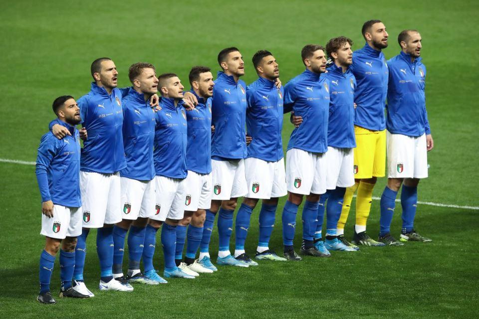 Di Euro 2020, Rekor Perkasa Italia Belum Teruji Lawan Tim-Tim Top