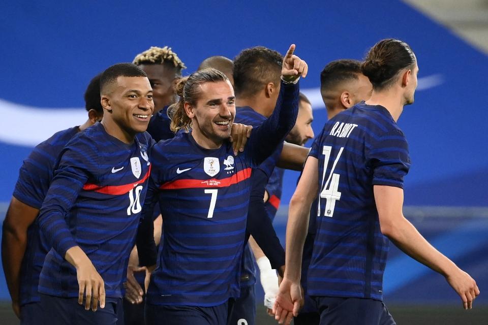 Di Euro 2020, Timnas Prancis Super Favorit Juara