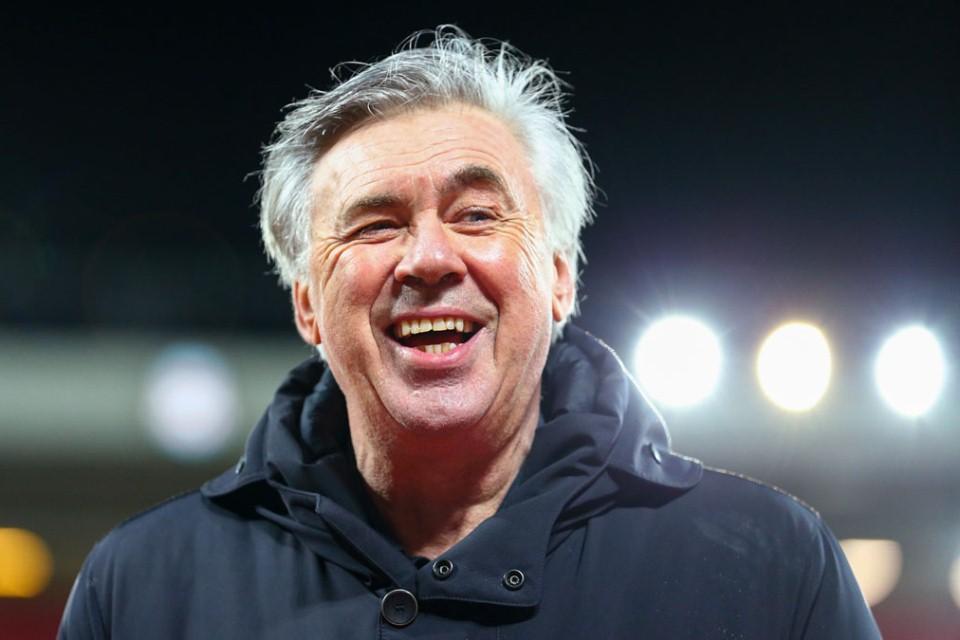 Dibertahu Ancelotti Latih Real Madrid, Joan Laporta Oh Ya