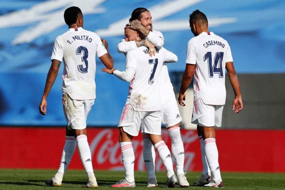 Eden Hazard: Sergio Ramos Bek Terbaik dalam Sejarah Sepak Bola