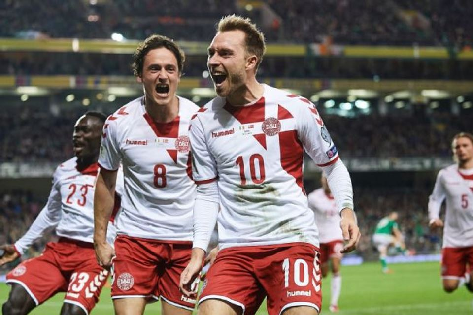 Eriksen Ketagihan Angkat Trofi Juara, Kini Bidik Euro 2020 Bersama Denmark