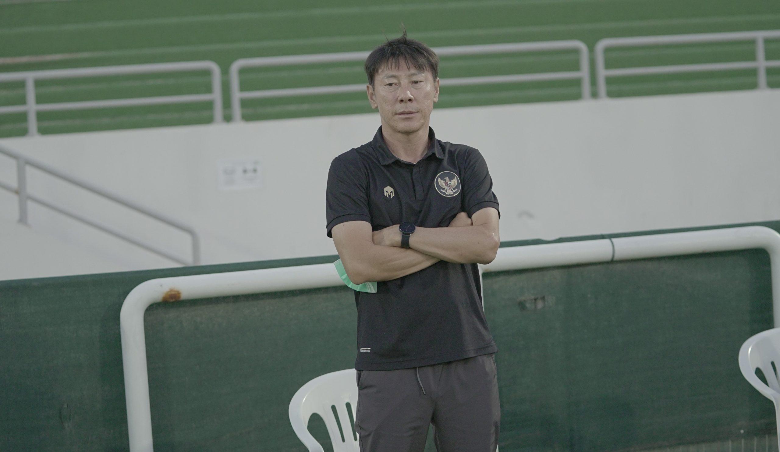 Shin Tae-Yong Puji Pelatih Thailand Jelang Laga Kualifikasi Piala Dunia