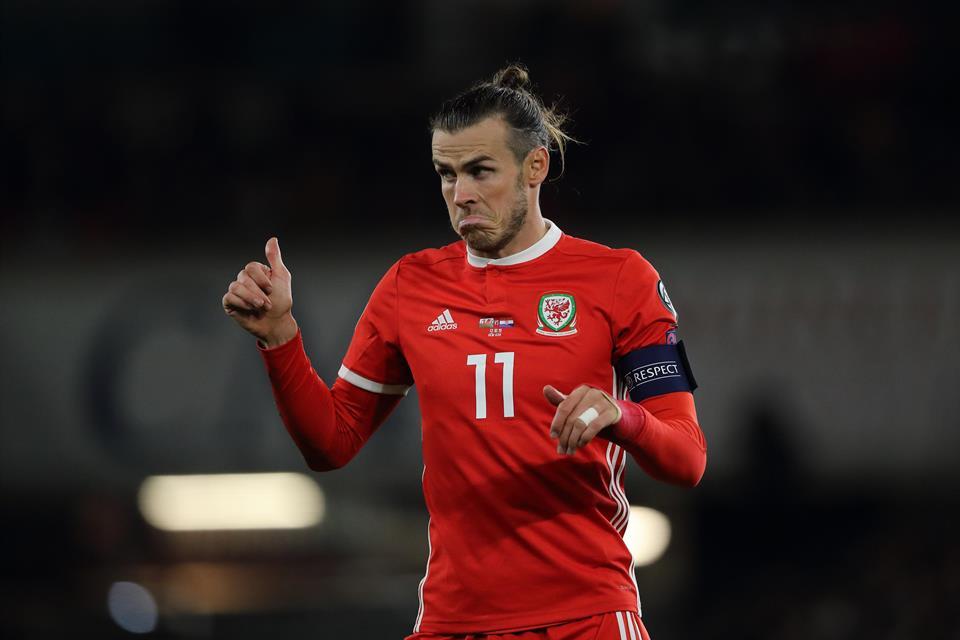 Gareth Bale Tak Ingin Puasa Gol Lagi di Timnas Wales