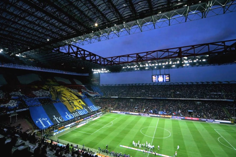 Giuseppe Meazza Stadion Inter