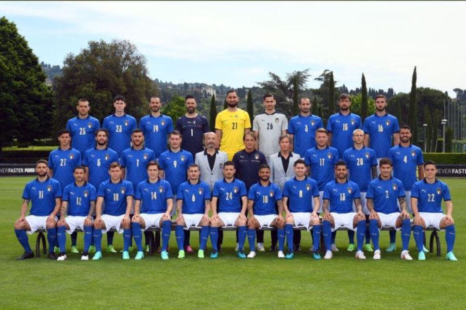 Jadi Juara Piala Dunia Edisi 2006, Italia Bermimpi Bisa Juara di Euro 2020