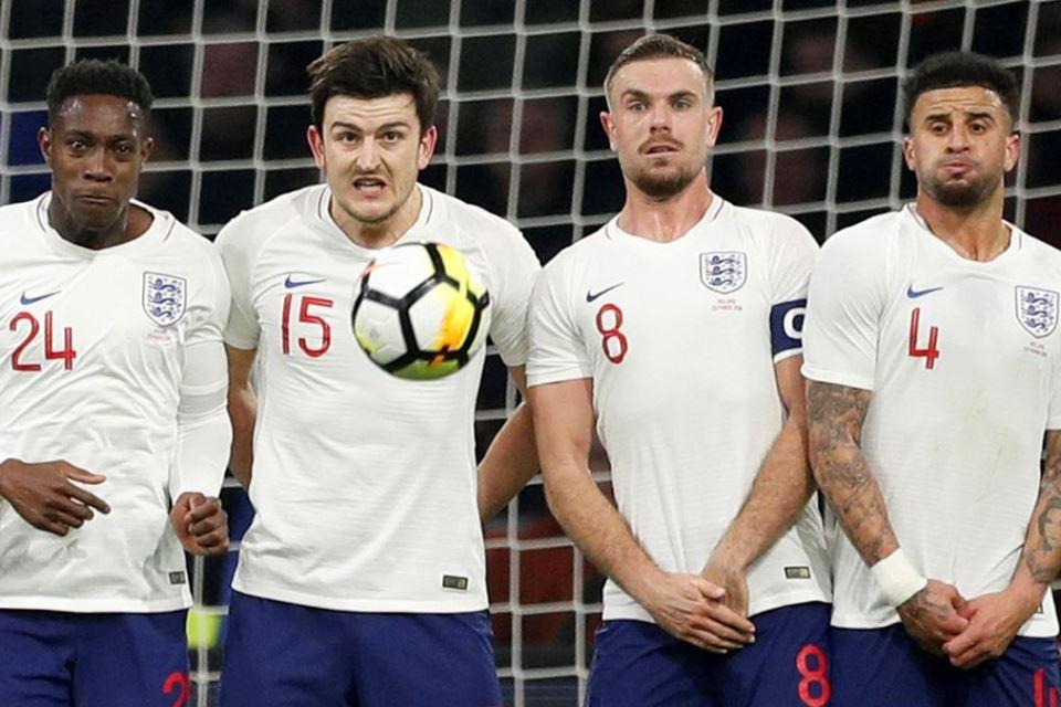 Sepasang Bintang Timnas Inggris Bakal Absen di Euro 2020?