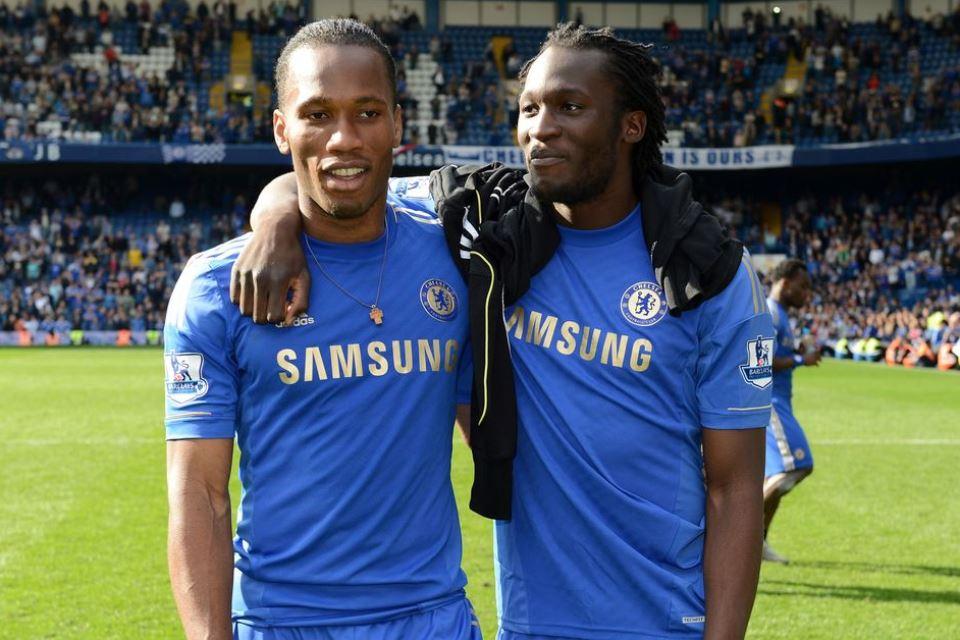 Karena Drogba, Lukaku Gagal Tampil Memukau di Chelsea