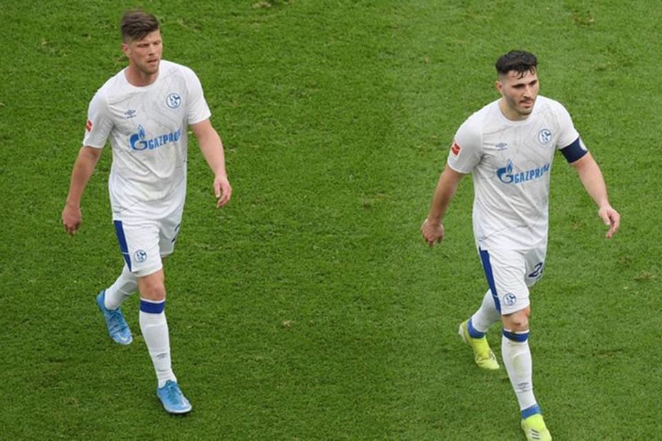 Schalke Tak Perpanjang Kontrak Huntelaar dan Kolasinac