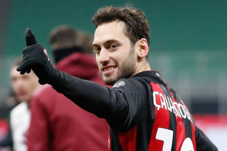 Kombinasi Calhanoglu dan Lukaku di Inter Bakal Sangat Menakutkan di Italia