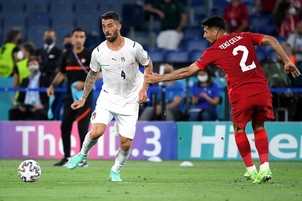 Laga Perdana Euro 2020 Jadi Panggungnya Bek Kiri AS Roma, Leonardo Spinazzola