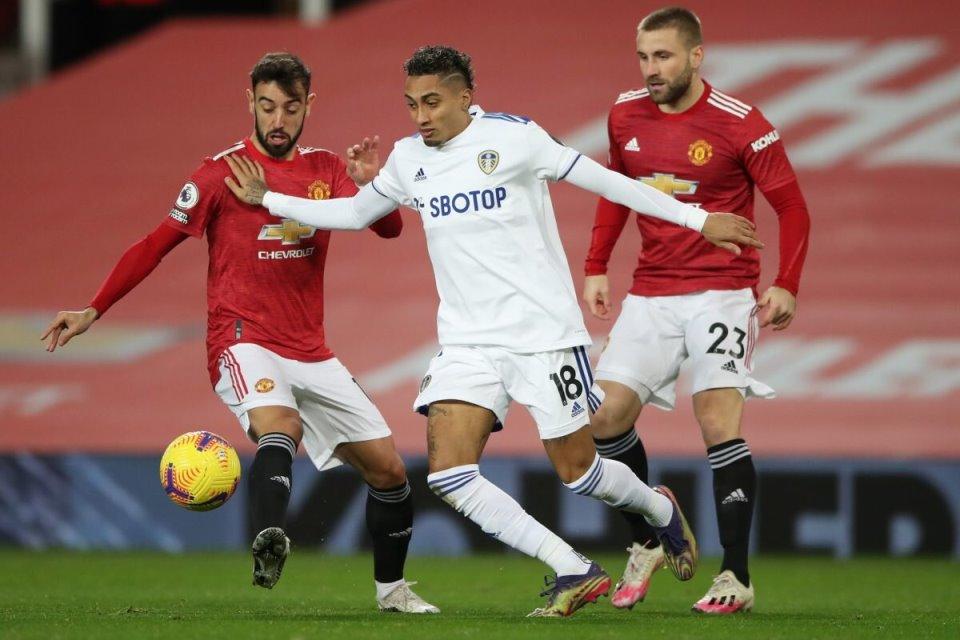 Liverpool Terdepan Dalam Perburuan Winger Leeds United, Raphinha