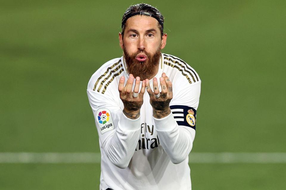 Man City dan PSG Bersaing Dapatkan Tanda Tangan Sergio Ramos