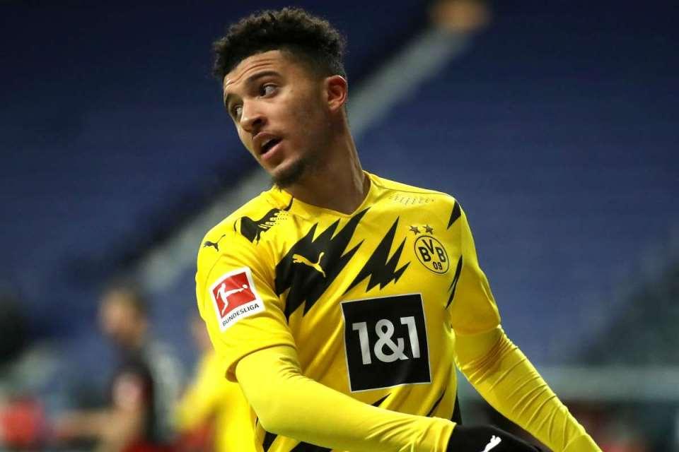 Man United di-Ultimatum Dortmund: Tuntaskan Transfer Sancho Sebelum Euro 2020