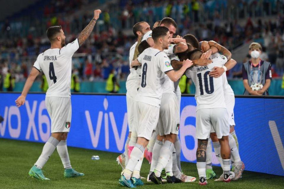 Mantap! Italia Langsung Bikin Dua Rekor di Laga Perdana Euro 2020