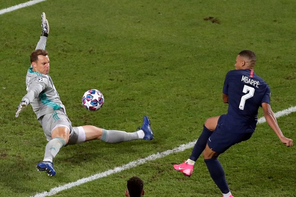 Mbappe Sudah Tidak Sabar Bobol Gawang Manuel Neuer di Euro 2020