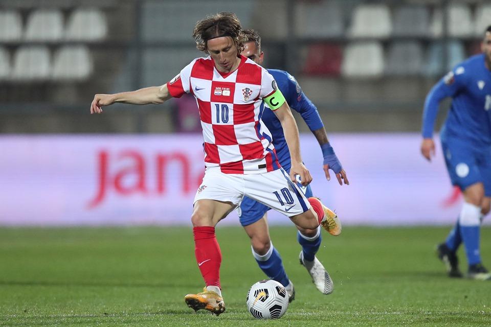 Modric; Kroasia Tidak Boleh Kalah di Laga Perdana Euro 2020 Lawan Inggris