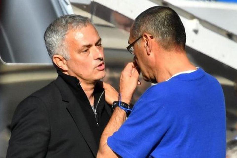 Nesta Tak Sabar Nantikan Duel Sarri vs Mourinho di Ibukota Roma