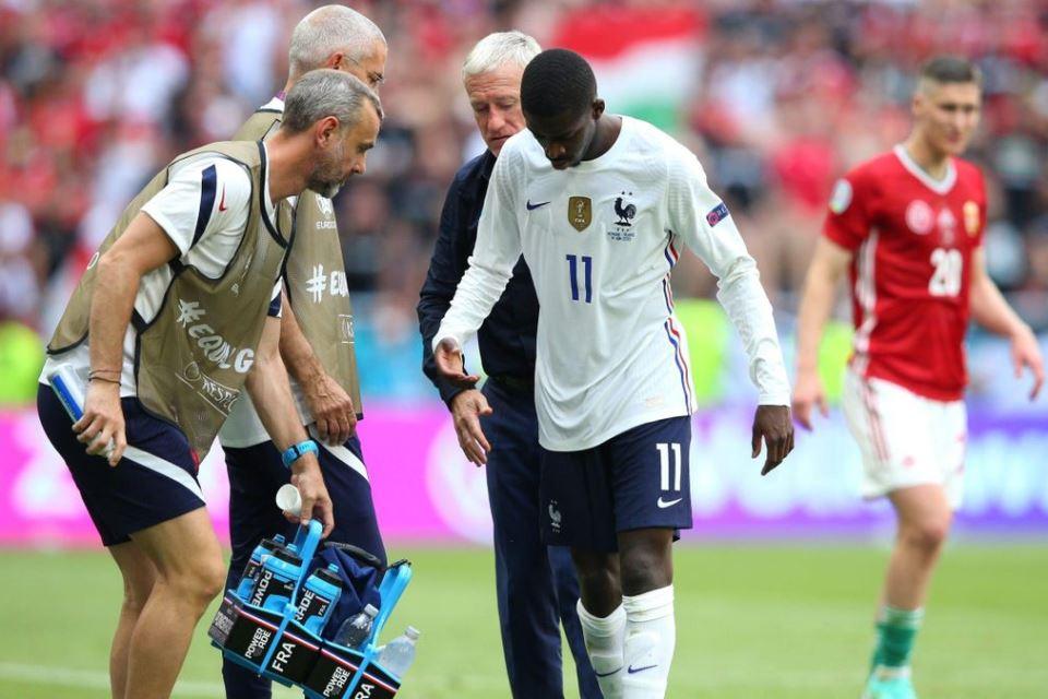 Alami Cedera di Euro 2020, Penyerang Kaca Prancis Absen Empat Bulan?