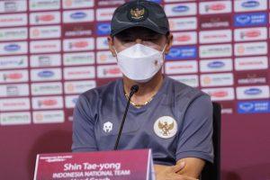 Tuai Hasil Minor di Kualifikasi Piala Dunia, Shin Tae-yong: Masa Depan Timnas Cerah